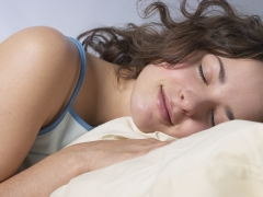 contoured pillows and neck care