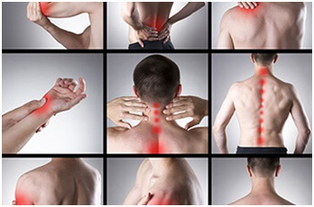Image of Upper back and neck pain